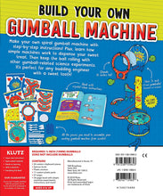 Load image into Gallery viewer, Gumball Machine - Book & Maker Kit