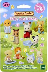Calico Critter Baby Band Series