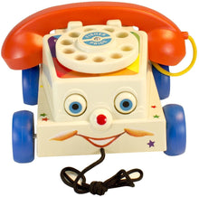 Load image into Gallery viewer, Fisher Price Classics Retro Chatter Phone