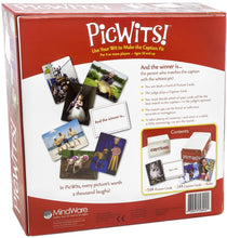Load image into Gallery viewer, PicWits! Board Game