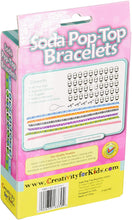Load image into Gallery viewer, Faber-Castell Soda Pop-Top Bracelets Kit