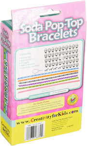 Faber-Castell Soda Pop-Top Bracelets Kit