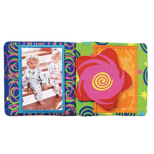 Load image into Gallery viewer, Whoozit Photo Album Soft Cloth Book for Baby
