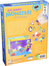 Load image into Gallery viewer, Go Away Monster Board Game