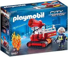 Load image into Gallery viewer, PLAYMOBIL Fire Water Canon