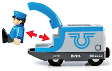 Load image into Gallery viewer, BRIO World Travel Battery Train | 3 Piece Train Toy for Kids Ages 3 and Up