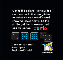 Load image into Gallery viewer, Punto Tin -The Pt.-to Pt. Card Game