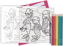 Load image into Gallery viewer, Faber-Castell - Paint by Number Mermaids