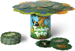 Tumble Tree Balancing Card Game for Families