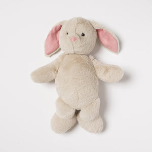 Baby Bunny Stuffed Animal with Swaddle Blanket, 11""