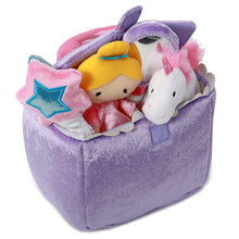 Load image into Gallery viewer, GUND Princess Castle Stuffed Plush Playset, 8""