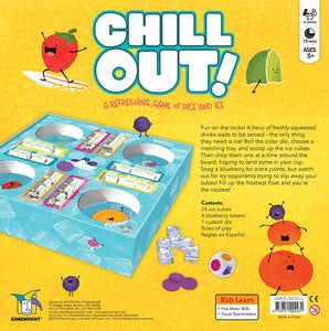 Chill Out! The Refreshing Game of Dice & Ice