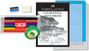 Faber-Castell - Do Art Colored Pencils Art Kit