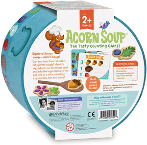 Acorn Soup - Game for You and Your 2-Year-Old