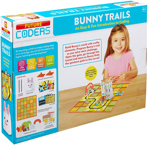 Bunny Trails Stem Activity - Future Coders