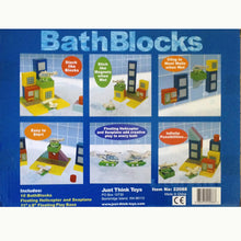 Load image into Gallery viewer, BathBlocks Floating Airport Set in Gift Box