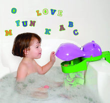 Load image into Gallery viewer, Edushape Hippo Bath Set