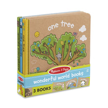 Load image into Gallery viewer, Melissa & Doug Children's Books: Natural Play 3-Pack