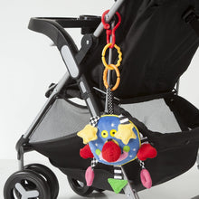 Load image into Gallery viewer, Whoozit Baby Stroller and Travel Activity Toy, 6 Inch