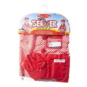 Server Role Play Costume Set