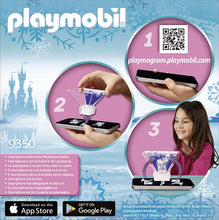Load image into Gallery viewer, PLAYMOBIL Ice Crystal Princess