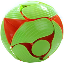 Load image into Gallery viewer, Switch Pitch 4 Inch Color-Flipping Ball Orange to Green