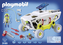 Load image into Gallery viewer, PLAYMOBIL Mars Research Vehicle
