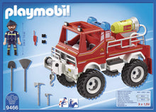 Load image into Gallery viewer, PLAYMOBIL Fire Truck