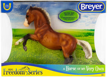 Load image into Gallery viewer, Breyer Freedom Series (Classics) Silver Bay Mustang