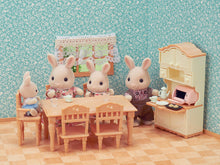 Load image into Gallery viewer, Calico Critter Dining Room Set