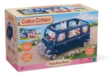 Load image into Gallery viewer, Calico Critter Family Seven Seater