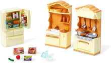 Load image into Gallery viewer, Calico Critter Kitchen Play Set