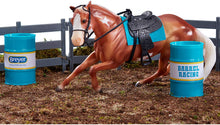 Load image into Gallery viewer, Breyer Freedom Series (Classics) Barrel Racing Horse Playset