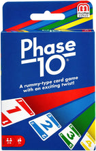 Load image into Gallery viewer, Phase 10 Card Game