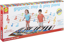 Load image into Gallery viewer, Alex Gigantic Step and Play Piano Kids Music Activity