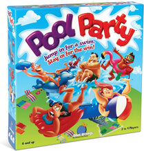 Load image into Gallery viewer, Pool Party Family Action Game
