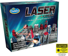 Load image into Gallery viewer, Laser Chess Two Player Strategy Game and STEM Toy