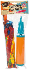 Load image into Gallery viewer, Neato! Rocket Balloons (Various Colors & Packaging)