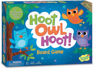 Hoot Owl Hoot - Cooperative Matching Game For Kids
