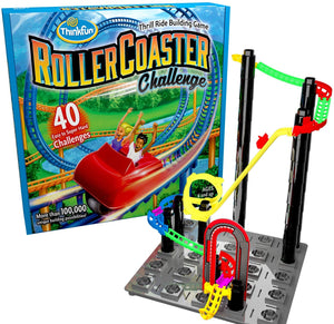 Roller Coaster Challenge STEM Toy and Building Game