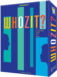 Whozit? The Cooperative Guess Who Game