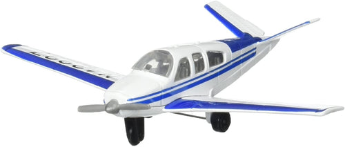 Hot Wings Beechcraft Bonanza with Connectible Runway