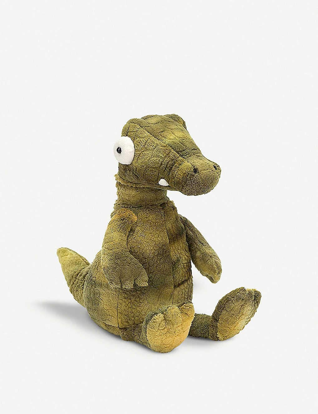 Jellycat Alan Alligator Stuffed Animal, 13 inches