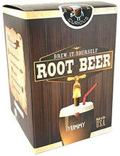 Load image into Gallery viewer, Brew it Yourself Root Beer Kit | Copernicus Toys | For Ages 8 and Up | Make couple of gallons of fresh brewed soda pop | Safe & non toxic | Made in the USA