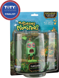 My Singing Monsters Musical Collectible Figure-Furcorn