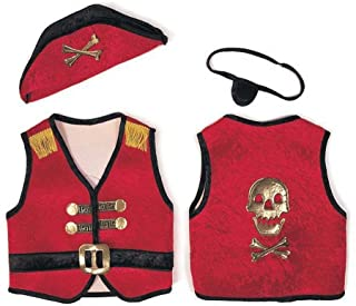 Great Pretenders Pirate Set Red