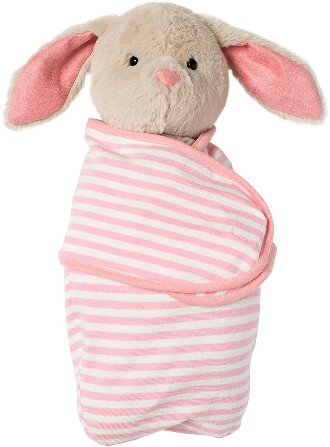 Baby Bunny Stuffed Animal with Swaddle Blanket, 11