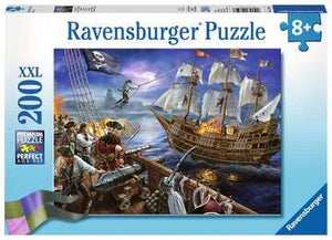 Ravensburger Blackbeard's Battle 200 piece puzzle