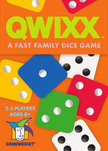 Load image into Gallery viewer, Qwixx - A Fast Family Dice Game