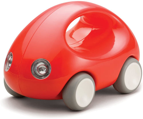 Go Car Early Learning Push & Pull Toy - Red